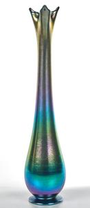Louis Comfort Tiffany Alaska Yukon Exposition vase