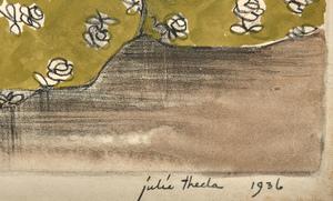 Julia Thecla  (American, 1896-1973)