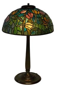 Tiffany Studios Tulip table lamp