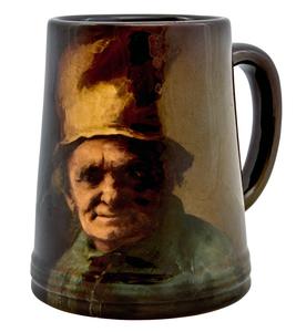 Rookwood Pottery by E. R. Felton mug