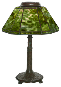 Tiffany Studios Zodiac lamp