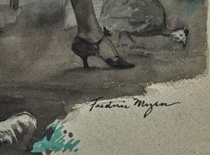 Frederic Mizen (American, 1888-1964)