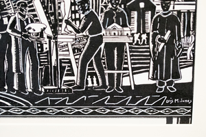 Lois Mailou Jones Heritage Mural Study