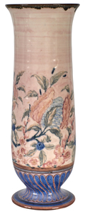 Rookwood Pottery by William Hentschel Floral vase