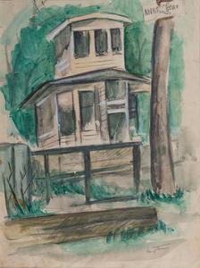 Phillip Hampton Lot Five Works on paper
