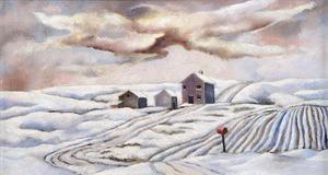 William Carter Missouri Snow