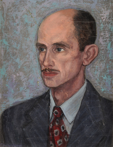 Ellis Wilson Portrait of Everett Hart