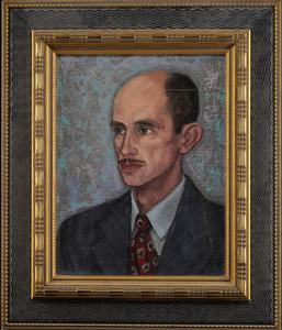 Ellis Wilson Portrait of Everett Hart