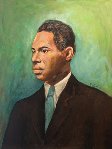 Bernard Goss Portrait of Countee Cullen