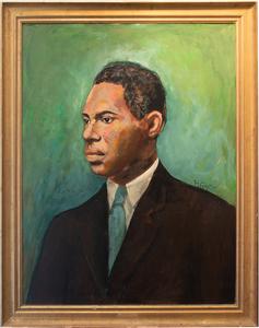 Bernard Goss Portrait of Countee Cullen