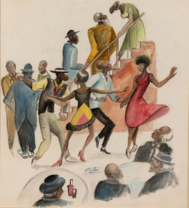Charles Alston Jazz Club