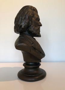 Isaac Scott Hathaway Portrait of Frederick Douglass