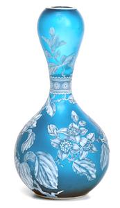 Thomas Webb and Sons vase
