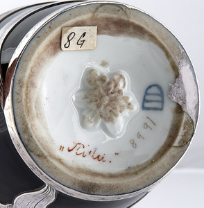 Royal Vienna vase