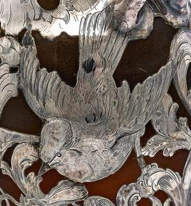 Rookwood Pottery by M. Nourse vase