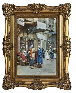 Filippo Bartolini painting