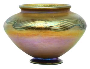 Louis Comfort Tiffany vase