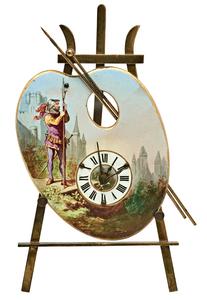 Creil Montereau clock