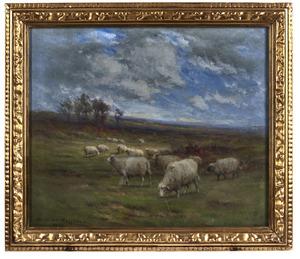 Carleton Wiggins painting