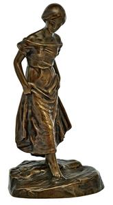 Peter Tereszczuk (Austrian, 1875-1963) bronze