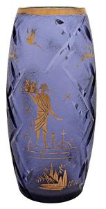 Art Deco Bohemian  vase