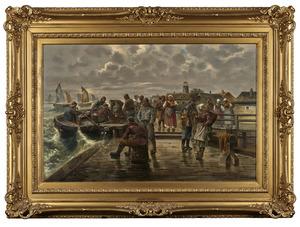 Van Hommel painting