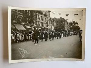 James VanDerZee Parade photo
