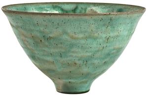 Gertrud and Otto Natzler bowl