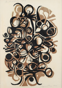 Hayward Ellis King Untitled Abstract