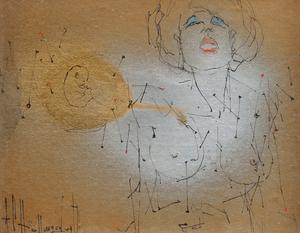 Alvin Hollingsworth Untitled Woman