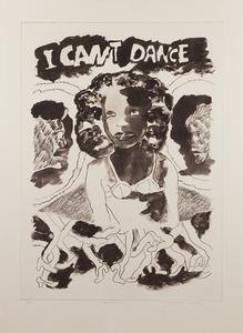 Robert Colescott I Can't Dance