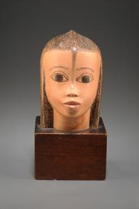 Sargent Johnson Female Egyptian Head