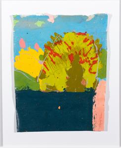 Phillip Hampton Untitled Abstract