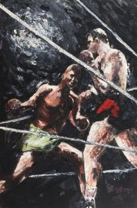 Michael Julius Kostro Floyd Patterson vs. Henry Cooper
