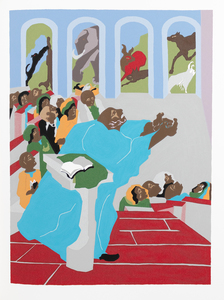 Jacob Lawrence Genesis