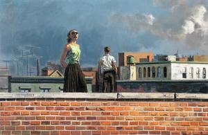Hughie Lee Smith Rooftops