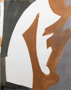 Mavis Pusey Untitled Abstract