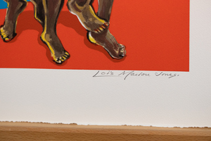 Lois Mailou Jones African Dancers