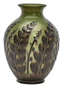 Rookwood Pottery by Elizabeth Barrett vase