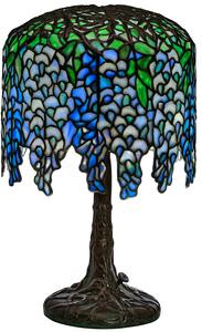 Tiffany Studios Pony Wisteria lamp