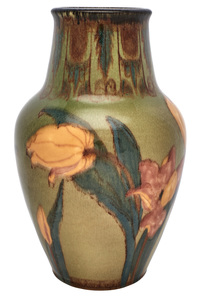 Rookwood Pottery by Sara Sax vase