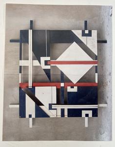 Sandu Darie (Cuban, 1908-1991) Untitled wall sculpture