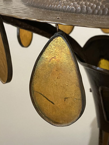 Austrian table lamp