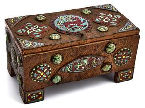 English Arts & Crafts box