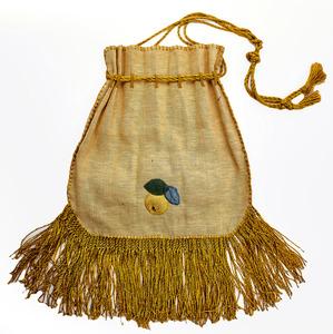 Arts and Crafts drawstring bag