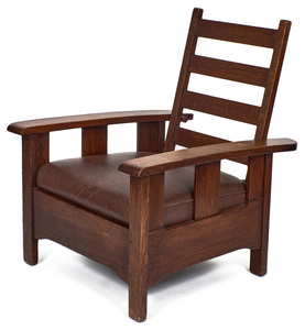 Stickley Brothers morris chair