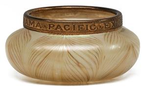 Louis Comfort Tiffany Panama-Pacific Exhibition vase