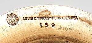 Louis Comfort Tiffany Furnaces vase