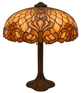 J.A. Whaley lamp