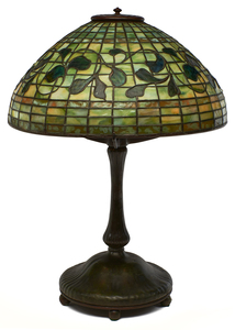 Tiffany Studios lamp